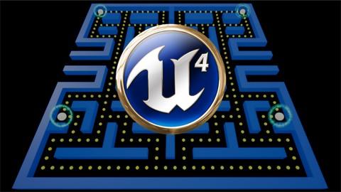 Unreal Engine 4:  Create an Arcade Classic!