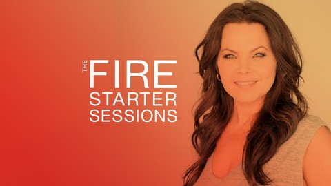 Training Course, Fire Starter Sessions Video Workshop with Danielle LaPorte