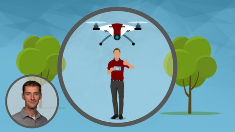 Chuẩn bị thử nghiệm thí điểm từ xa UAS / Drone cho phần 107 (Khởi đầu & tái diễn)