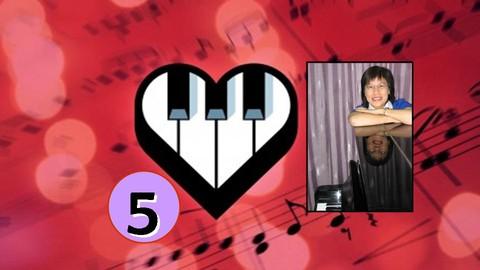 5 piano hand coordination piano runs in 2 beats eb key udemy. Black Bedroom Furniture Sets. Home Design Ideas