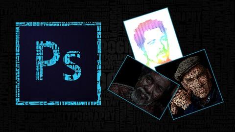 Mastering Portrait Typography in Photoshop CC