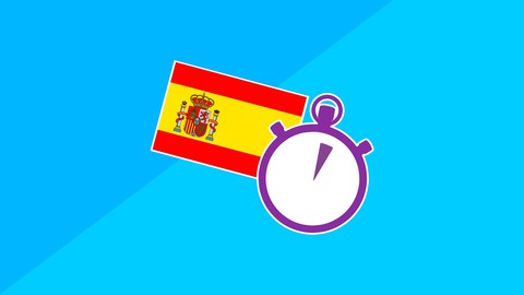 3 Minute Spanish - Course 3
