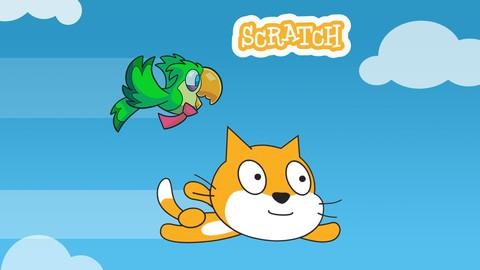 Programação em Scratch para Crianças! Crie 9 Jogos Completos
