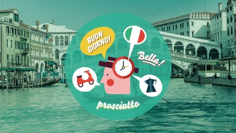 Learn to pronounce, read & write Italian in less than 3 hrs