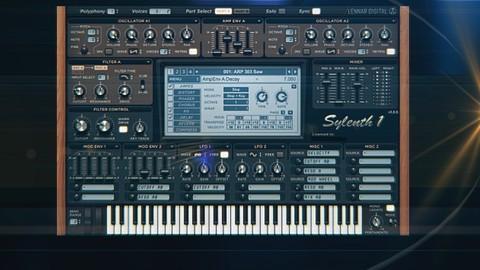 Netcurso - //netcurso.net/curso-produccion-musical-sylenth1