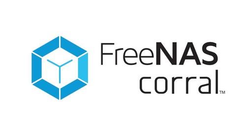 Netcurso-FreeNAS Corral - Treinamento Básico