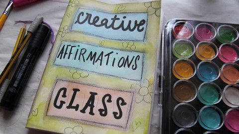 [Udemy Coupon] Creative Affirmations Class