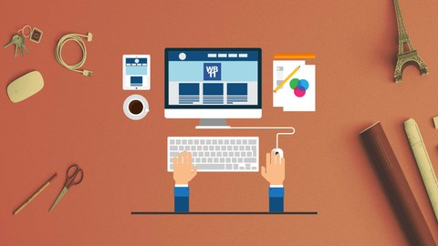 [Udemy Coupon] Web Design for Beginners: Using WYSIWYG Web Builder