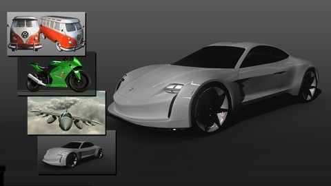 Netcurso - //netcurso.net/modelado-inorganico-para-vehiculos-en-autodesk-maya