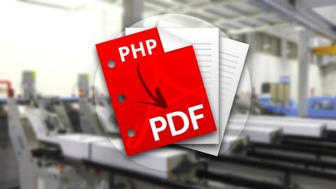 Como crear documentos PDF en PHP - Generar reportes PDF