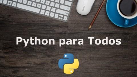 Python para Todos - Aprenda a criar diversas aplicações