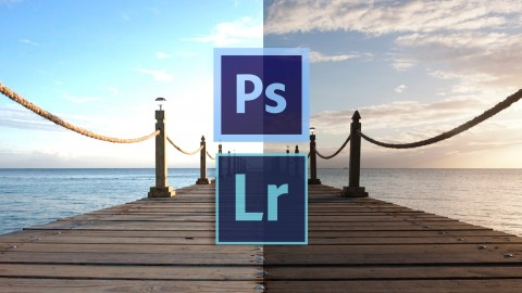 Ditch Auto: Editing Workflow in Lightroom & Photoshop