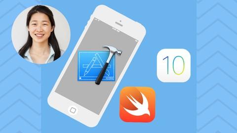 iOS 10 & Swift 3 - iPhone App Development | Beginning to End