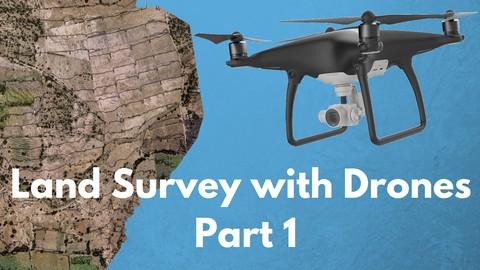 Den ultimate guiden for landmåling med droner - Del 1