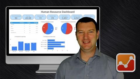 Do Data Analysis Better with Google Data Studio + Dashboards
