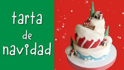 Netcurso - //netcurso.net/tarta-de-navidad