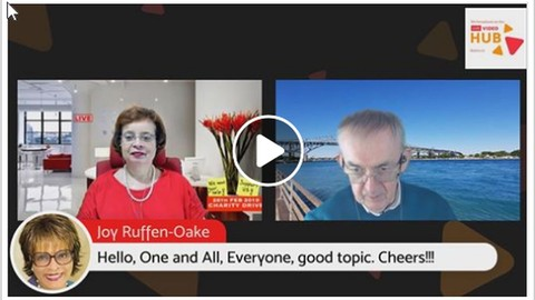 Be Live in Five on BeLive tv broadcasting to Facebook