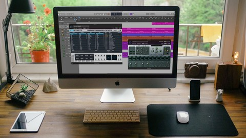 Learn Logic Pro X  in 30 minutes