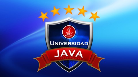 Universidad Java: De Cero a Master +82 hrs (Java 13 update)!