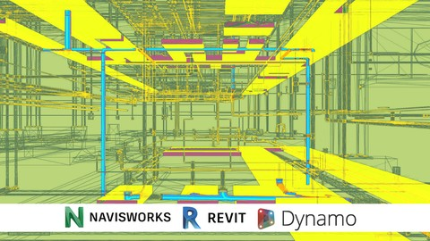 BIM Clash Detection with Revit, Navisworks, Dynamo 2018