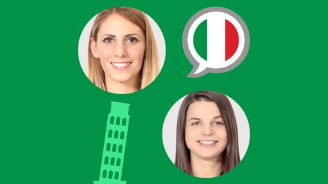 Learn Italian for Beginners: The Ultimate 80-Lesson Course