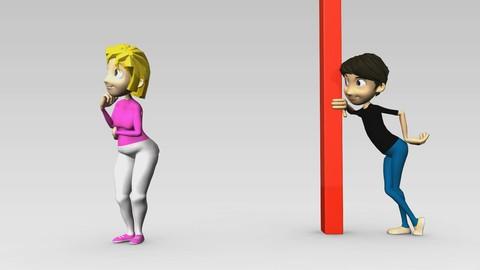 Netcurso - //netcurso.net/animacion-de-personajes-3d-en-autodesk-maya