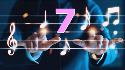 #7 Chord Progression: Music Theory 10 Levels -Love Me Tender