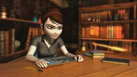 Netcurso - //netcurso.net/animacion-de-acting-y-lip-sync-para-personajes-3d-con-maya