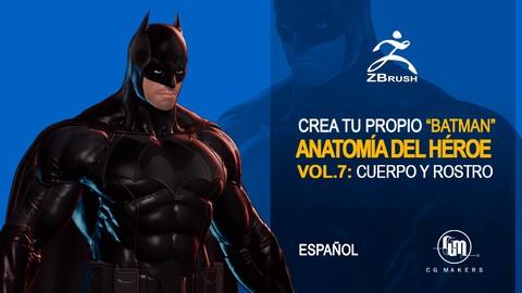 Netcurso - //netcurso.net/creacion-de-personajes-3d-con-zbrush-vol7-superheroes
