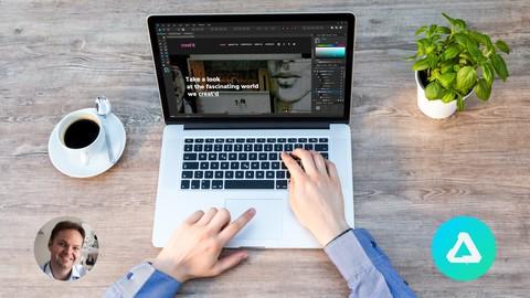 Web Design in Affinity Designer Masterclass