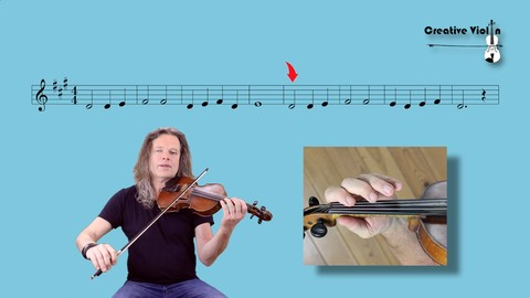 Creative Violin, The New Violin Method 1: Basics, Lesson 1-2 - Resonance School of Music