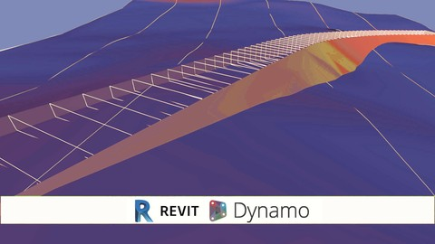 Infraworks, Civil3d, Revit and Dynamo 2018