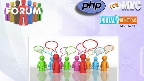 Portal de Notícias PHP 7 MVC - Sistema de Mensagens