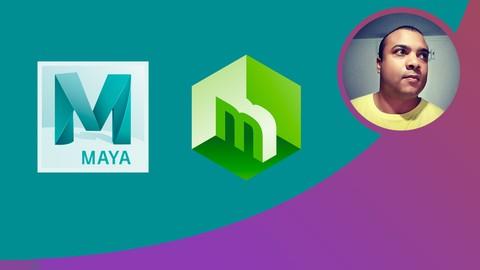 Sale : Udemy: Maya e Mental Ray: Renderizando cenas.