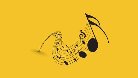 Noten lesen -  Melodien und Rhythmen hören und schreiben