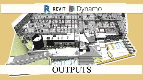 BIM Revit Dynamo Outputs for Documentation