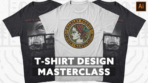 28fe8b0e4 Top T-Shirt Design Courses Online - Updated [June 2019] | Udemy