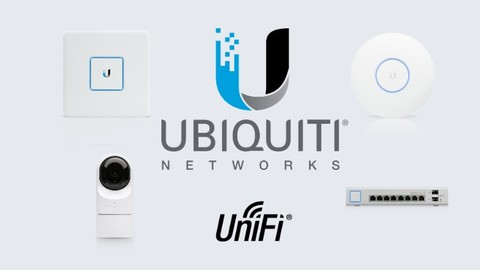 [Udemy Coupon 100% OFF] – Basic Ubiquiti UniFi Network Setup