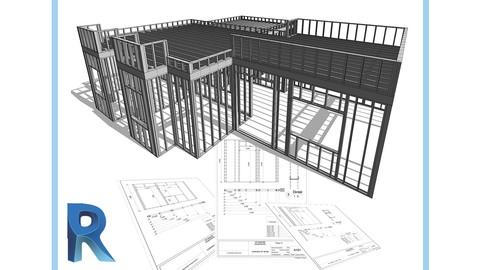 Curso diseño en Steel Framing de viviendas en Revit