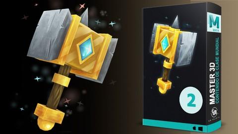 Netcurso-maya-para-videojuegos-vol2