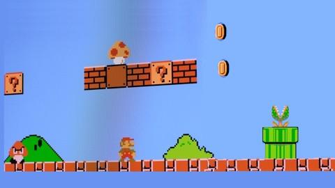 Netcurso - //netcurso.net/master-en-creacion-de-videojuegos-buildbox-super-mario-bros