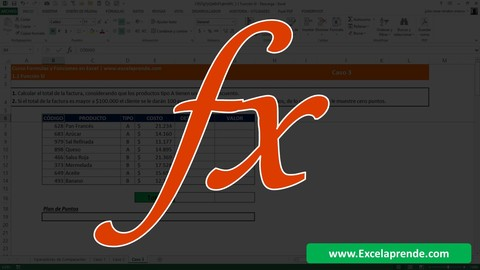 Netcurso - //netcurso.net/excel-avanzado-formulas-y-funciones