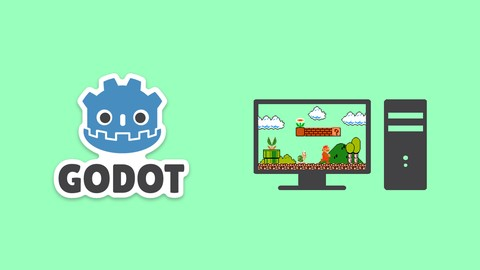 Godot : Beginner to Advanced - Complete Course   Udemy