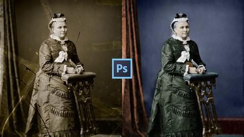 Netcurso - //netcurso.net/curso-restauracion-fotografias-adobe-photoshop