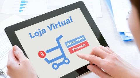 Loja Virtual com PHP 7 - Painel Administrativo