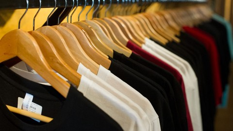 Sale : Udemy: Get STARTED with your Apparel business