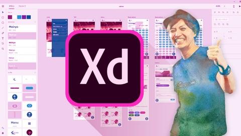 【2019年7月更新】誰でもかんたんに学べるAdobe XD入門講座|実戦で使えるXDの基本機能を完全にマスターできる!