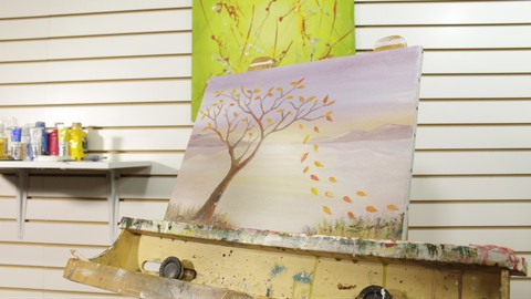 Netcurso-curso-de-pintura-paisaje-rapido