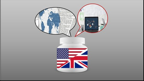 [Udemy Coupon] Vitamin English: Conversation through Current Events