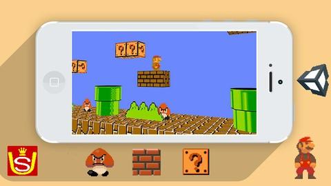 Netcurso-universidad-unity-crea-un-videojuego-estilo-super-mario-bros